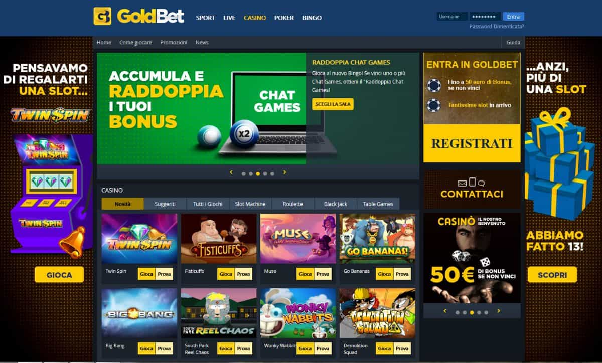 Casino Goldbet
